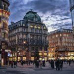 Dunaj - Sprehod po mestu ob Donavi