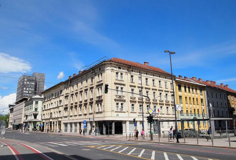 Civilna bolnišnica - Ljubljana