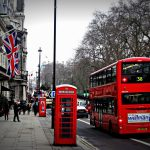 London – sprehod po mestu