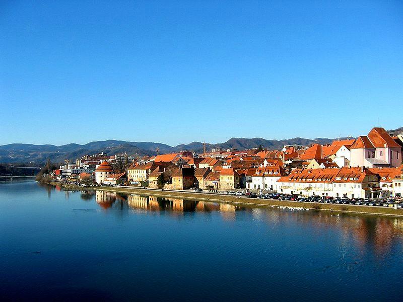 Stari del Maribora - Lent z Dravo